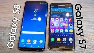 Galaxy S8 Plus vs S7 Edge 📱 Czy warto wymienić? 💲 Porównanie ↪️
