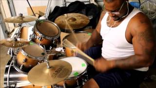 Get your freak on drum cover by Frazel