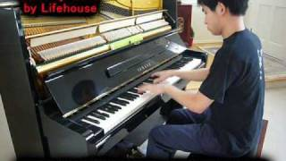 Lifehouse - Halfway Gone (Piano Cover) Music Video