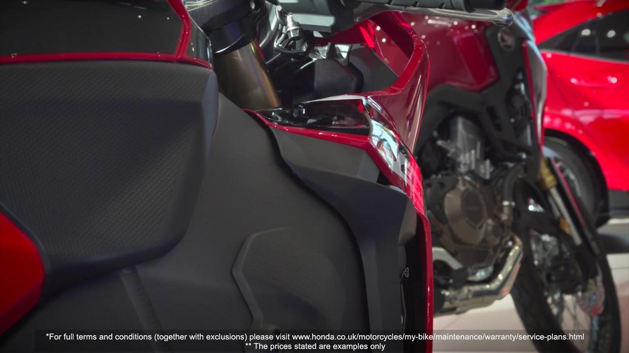 Honda Fixed Price Service Plans - 21st Moto Ltd