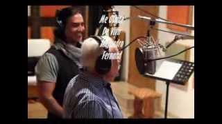 Me Olvide De Vivir  Alejandro Fernandez Ft Vicente Fernandez Confidencias 2013