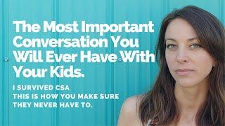 Prevent CSA | A Survivors Perspective