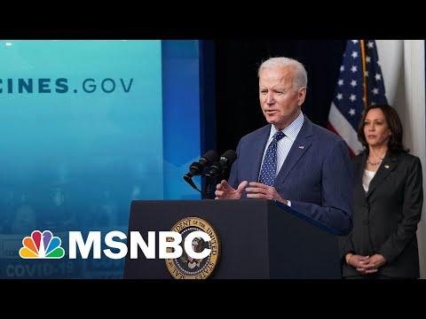 Biden Reveals New Initiative To Get Americans Vaccinated