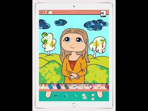 Mini Art Oykulu Sesli Animasyonlu Boyama Kitabi Google Play
