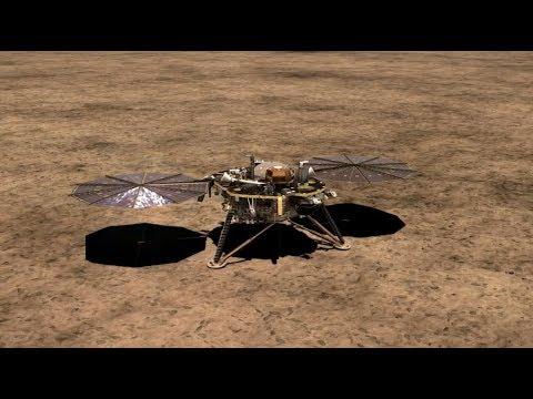 try landing insight on mars - photo #19