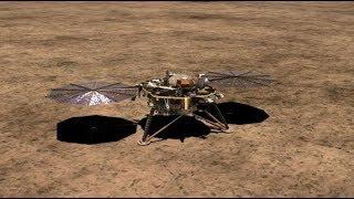 NASA Hosts Briefing on November Mars InSight Landing
