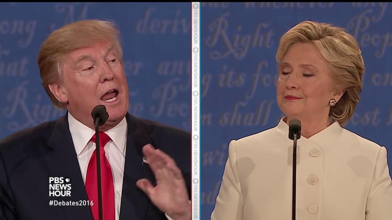 Watch the final debate in 8 minutes
