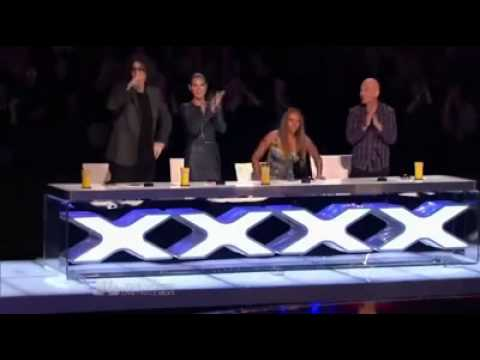 This guy is just too awesome :D america's got talent wow