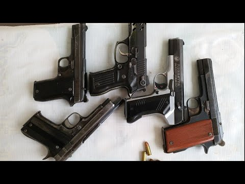 Top 5 pistol .price .specification .and other Details