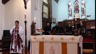 Holy Communion 25th April