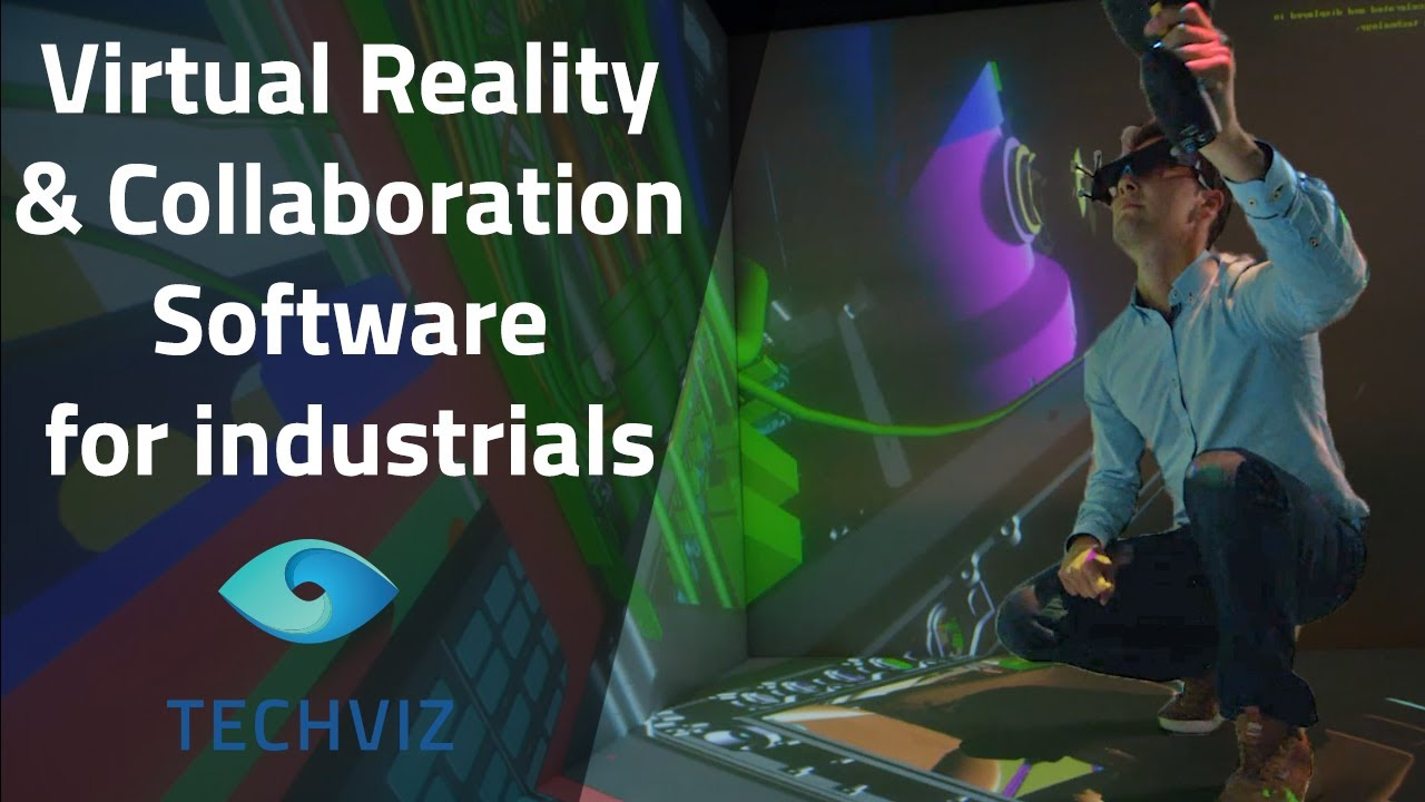 546383108b1 TechViz - Virtual Reality   Collaboration Software for industrials ...