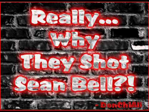 DonChiAli - Really, Why They Shot Sean Bell?! (Rap Video)