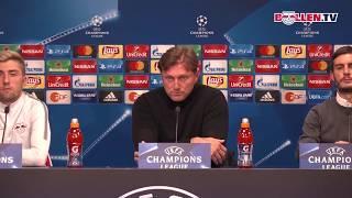 RB Leipzig: PK vor dem CL-Heimspiel gegen Beşiktaş J.K.