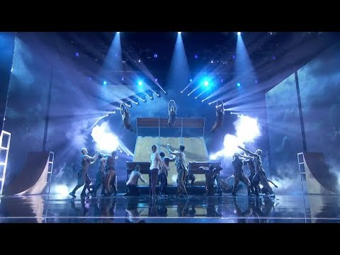 America's Got Talent 2017 Diavolo Finals Full Clip S12E23