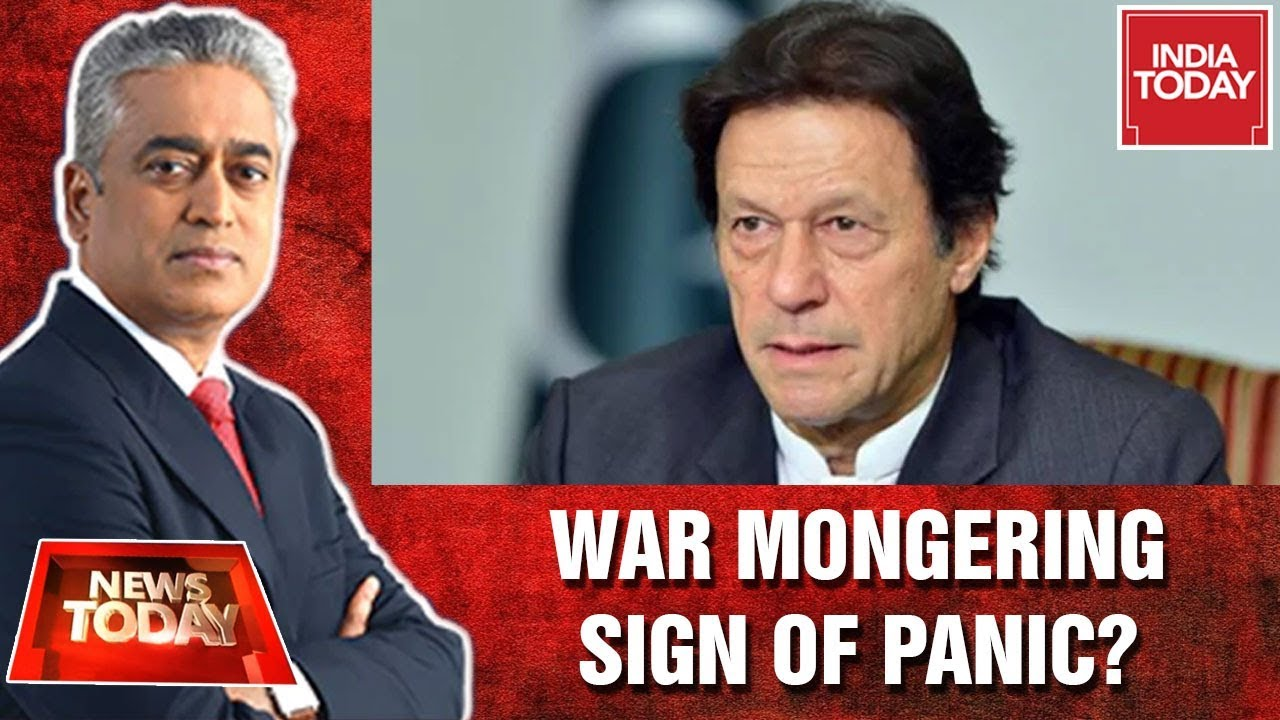 Download India Ignores Pak's Jihad Call, Is Pak War Monegering Sign Of Panic? | News Today With Rajdeep