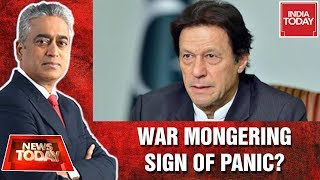 India Ignores Pak's Jihad Call, Is Pak War Monegering Sign Of Panic? | News Today With Rajdeep
