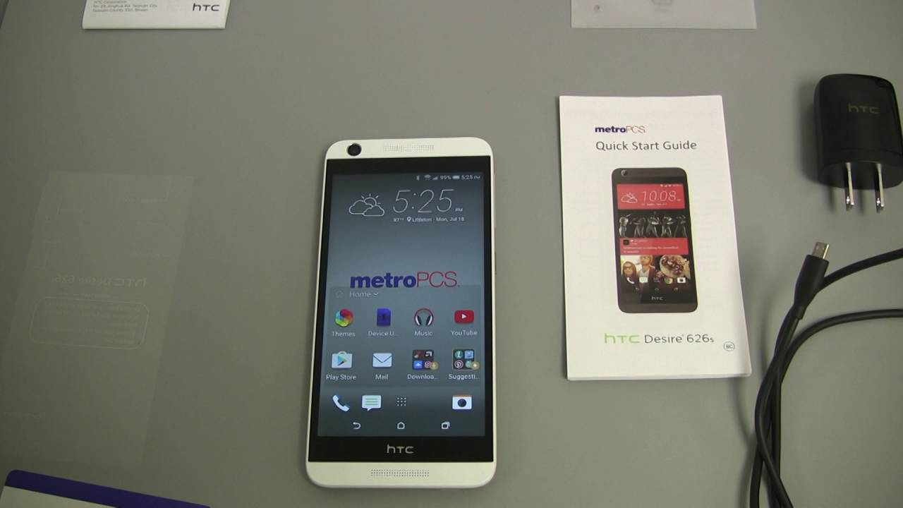 htc desire 626s metropcs android review youtube rh youtube com HTC Desire HD Phone HTC Desire HD A9191