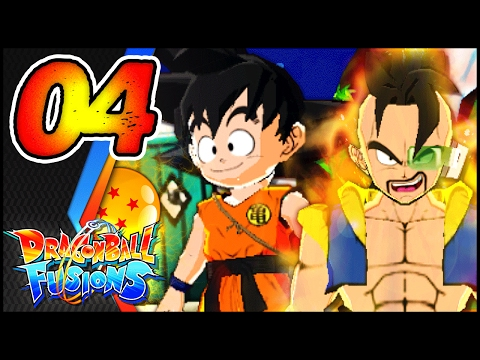 CLASSIC GOKU ERSCHEINT + DIE ERSTE FUSION! - #04 - LET'S PLAY Dragonball Fusions