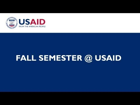 USAID Fall Semester: Mobile Money