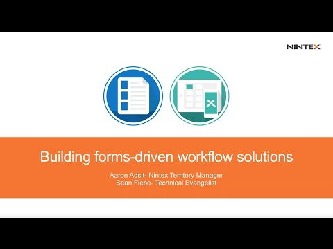 Nintex Forms and Mobile – Learn How to Cut Costs, Save Time,
