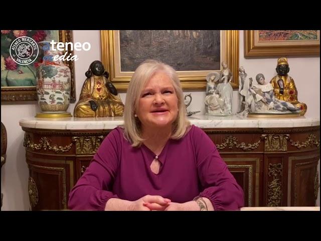 Mensaje Institucional de Carmen de Rosa a los socios por el COVID-19