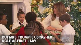 How Melania Trump is Making Christmas Great Again thumbnail