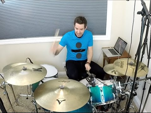 ed-sheeran---shape-of-you-(new-song-2017)---drum-cover---studio-quality-(hd)
