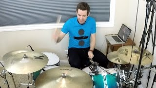 Ed Sheeran - Shape of You (NEW SONG 2017) - Drum Cover - Studio Quality (HD)