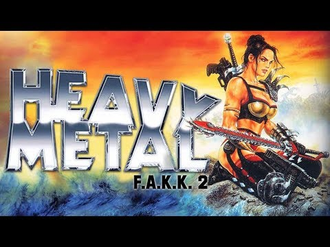 Heavy Metal FAKK 2 PC Game Review