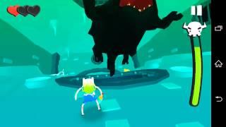Adventure time - Time Tangle game play #3 - Кот