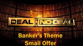 Deal or No Deal Cues - Banker