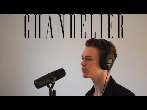 CHANDELIER - SIA | COVER BY ROBIN SKÖNESKOG