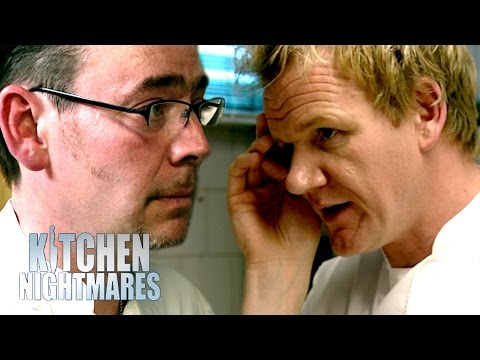 Gordon Shocked at Bankrupt Chefs Expensive Ingredients | Kitchen Nightmares UK
