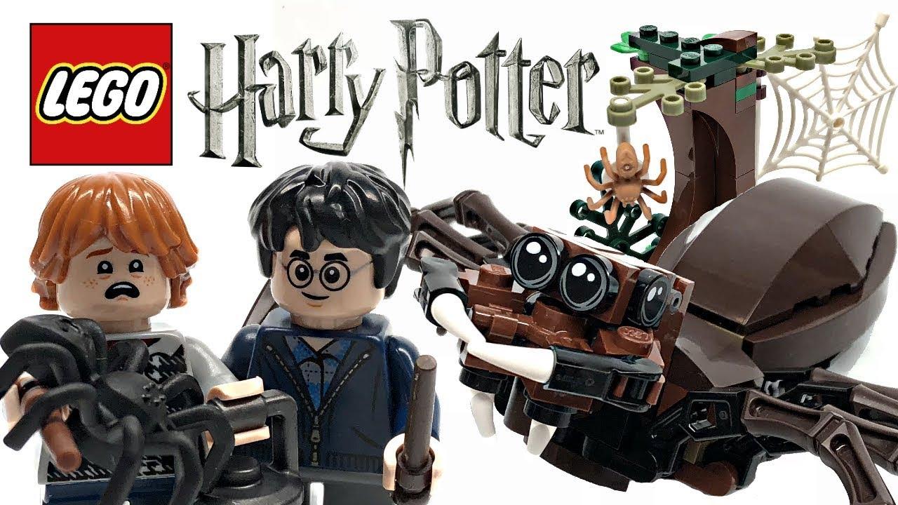 Lego Aragog Spider King Figurine-Harry Potter 2018 75950 NEUF