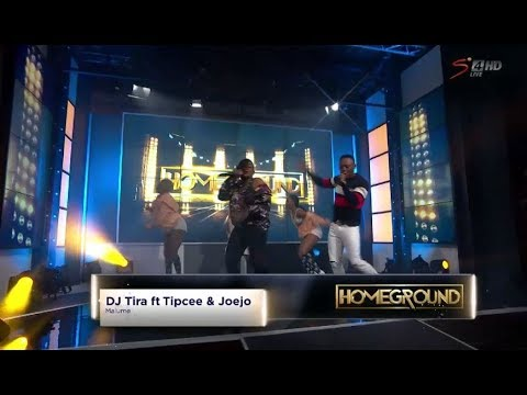 HomeGround - DJ Tira ft Tipcee & Joejo