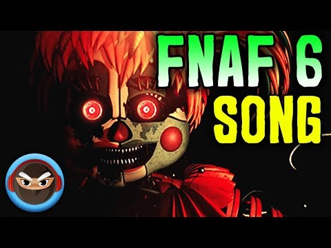 FNAF 6 SONG Lots of Fun  TryHardNinja Five Nights at Freddys Pizzeria Simulator Song