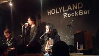 Chỉ là giấc mơ (Microwave) cover by Phan Sang @Holyland rock bar