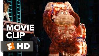 Pixels Movie CLIP - Mighty Hammer (2015) - Adam Sandler Video Game Adventure HD