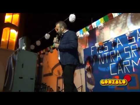 FIESTAS DE EJIDO TELDE ACTUACÍÓN DE PEPE BENAVENTE 06-07-2013 GONZALO