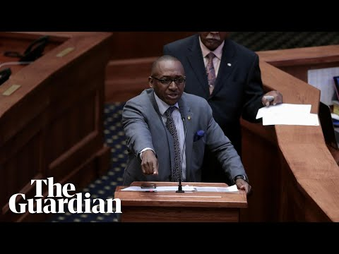 Frankie Darcell - EXCLUSIVE St. Sen Bobby Singleton on the Alabama Abortion Law