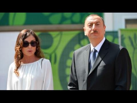 Алиев назначил супругу первым вице-президентом ...