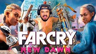 FAR CRY NEW DAWN CO-OP - O Início de Gameplay, em Português PT-BR (Dublado e Legendado) PC ULTRA