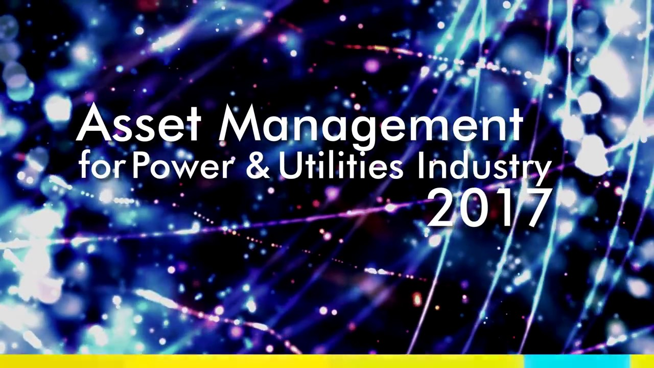 Asset Management for Power & Utilities Industry 2017