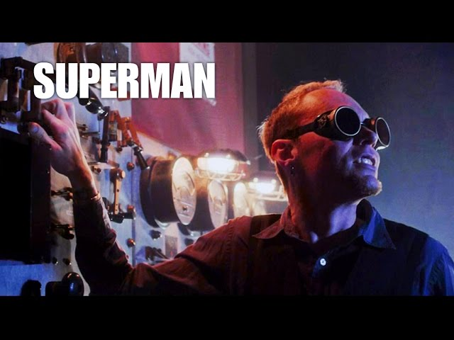 Superman (Official Music Video)
