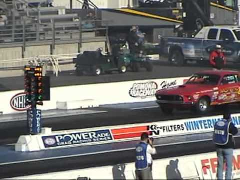 Ford Stock Superstock Drag Racing