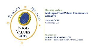 Making a Food Values Renaissance a Reality