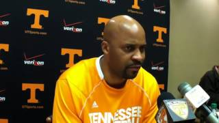 Cuonzo Martin on playing a guard at Purdue and the play of his guards