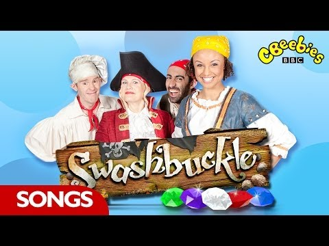 CBeebies | Swashbuckle | Theme Tune