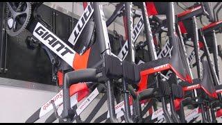 How much equipment does Team Sunweb need for the Giro d'Italia?