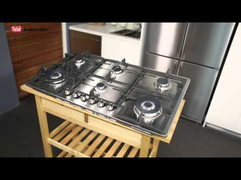 Bosch Gas Cooktop PCT915B9TA Reviewed By Product Expert - Appliances Online